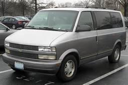 Chevrolet Astro  Wikipedia