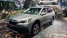 2020 subaru outback new re design features and