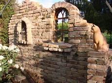 Der W 228 Chter Der Burgruine Zaun Sichtschutz Garten