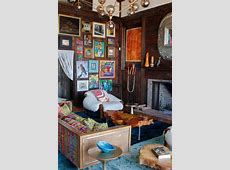 Rustic Eclectic Room So Colorful And Cute With Frame