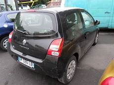 Plage Arriere Renault Twingo Ii Essence
