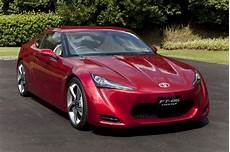 Toyota Ft 86 Fr S Will Carry Scion Name W 25 000 Price Tag