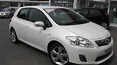 used car toyota auris hybrid t spirit white vk61eww