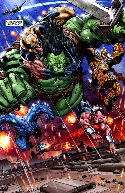 Luke Cage Vs Hulk