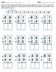 digit addition without regrouping by missbee0331 tpt
