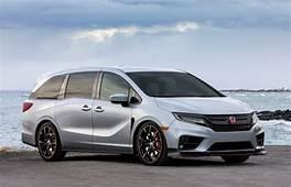2020 Honda Odyssey Type R Release Date Specs Price