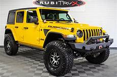 2019 jeep wrangler rubicon unlimited jl hellayella yellow