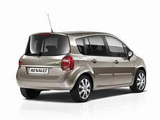 Renault Grand Modus Specs Photos 2008 2009 2010