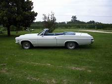 66 CHEVY IMPALA SS CONVERTIBLE  Classic Chevrolet Impala