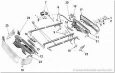 free car repair manuals 1984 lincoln continental seat position control 6 way power seat geralds 1958 cadillac eldorado seville 1967 cadillac deville 1967 cadillac