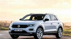 New Volkswagen T Roc 1 0 Tsi Petrol 2018 Review