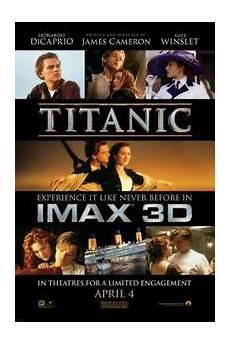 titanic an imax 3d experience fandango