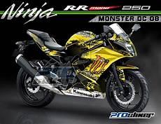 Modifikasi Rr Mono by Modifikasi 250 Rr Mono Custom Graphic