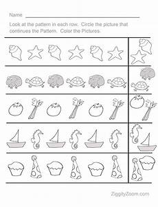 patterns worksheets pre k 208 pattern sequence pre k worksheet 1 with images pattern worksheets for kindergarten