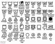 wasch symbole bedeutung laundry symbols as explained by