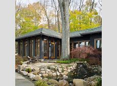 dark gray house exterior   Dark Exterior Design Ideas