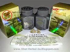 Obat Herbal Penggemuk Badan Ginseng Kianpi Pil Asli Uh