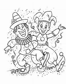 Fasching Malvorlagen Kostenlos Carnival To For Free Carnival Coloring Pages