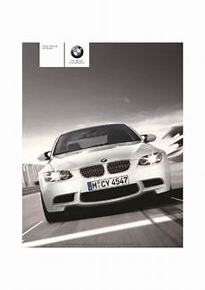 old cars and repair manuals free 2008 bmw x3 navigation system 2008 bmw 3 series m3 e92 e93 owners manual