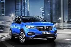 Opel Grandland X 2017 Frontperspektive Alle Suv Modelle