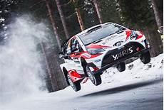 rallye de suède 2018 toyota wins 2017 rally sweden wrc win since 1999