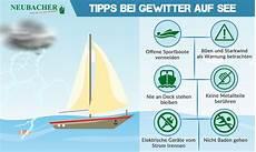 verhaltentipps bei gewitter an bord booten und yachten