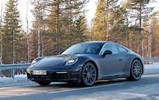 Porsche 911 992 Generation And Details
