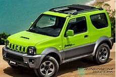 Suzuki Jimny New Model 2015 Suzuki Jimny Is Fairly