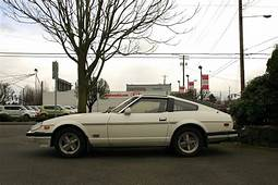 OLD PARKED CARS 1982 Datsun/Nissan 280ZX Turbo