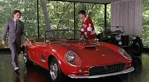 1958 Ferrari 250 Spyder From Ferris Buellers Day OFf