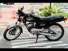 Rx Special 115 Modifikasi by Yamaha Rx 115 Special Tekteker Clup Sed T K N
