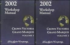 car repair manuals online free 2002 ford crown victoria free book repair manuals 2002 crown victoria grand marquis original wiring diagram manual