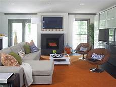 living rooms with great a modern great room that fits a family room hgtv