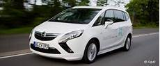 Erdgas Opel Zafira Tourer Ausgezeichnet