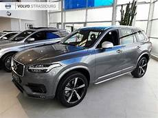 volvo xc90 d5 awd 235ch r design geartronic 7 places
