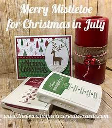 the cow whisperer s creative cards merry mistletoe with embossing paste for christmas in july