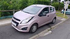chevrolet spark occasion chevrolet spark d occasion 1 0 65 ermont carizy