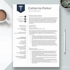 doctor nurse resume template for word pages the catherine get landed