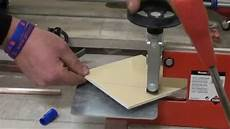 cutting tiles 2 45 degree cut