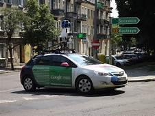 PlikGoogle Street View Camera Cars In Gorz&243w Wielkopolski