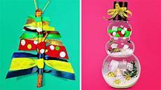 basteln weihnachten kinder 15 lovely crafts will to make
