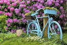 Bike Blue Deco 183 Free Photo On Pixabay