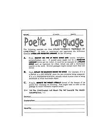 writing poetry worksheets middle school 25325 poetry lessons activities gallery of worksheets grades 6 8 with images poetry lessons