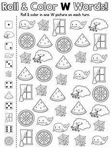 letter w worksheets for pre k 23711 1000 images about letter w activities on letter w preschool and sensory play