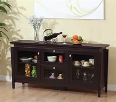 Kitchen Buffets Furniture Furniture Of America Cedric Modern Buffet