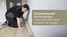 Laminat Vinylboden Designboden Letzte Reihe Schneiden