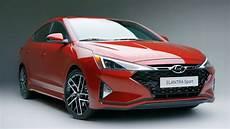 hyundai elantra 2020 2020 hyundai elantra sport sedan unveiled