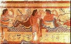 banchetto etrusco senza titolo