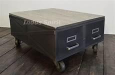 Table Basse Loft Industriel