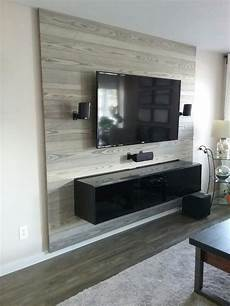 Pin On Tv Wood Wall